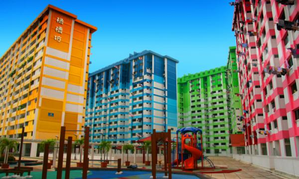HDB flat in Singapore