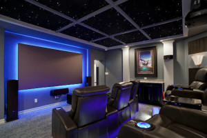 Creating the Right Atmosphere for Your Home Cinema