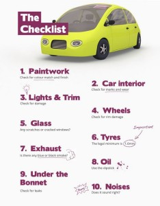 Car Care Tips for Idiots