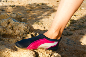 Effect of Salt Water on Water Shoes