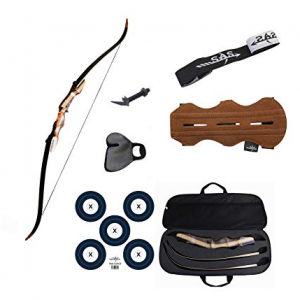 Samick Sage Recurve Review: Top Bows and Bow Kits by Samick Sage Sports