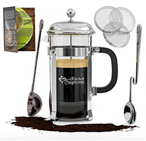 Kitchen Supreme French Press Coffee Maker