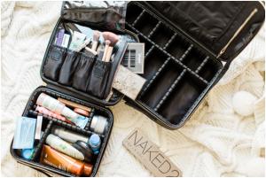 Pack it Up In Your Designer Makeup Bag