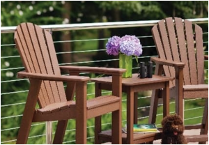 Different Materials Used for Outdoor Furniture